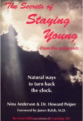 Thr secrets of staying young book