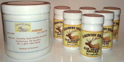 bulk powder elk velvet antler from Country Gold